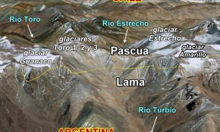 Estudio ordenado por la minera Barrick reconoce que destruye glaciares en Pascua Lama