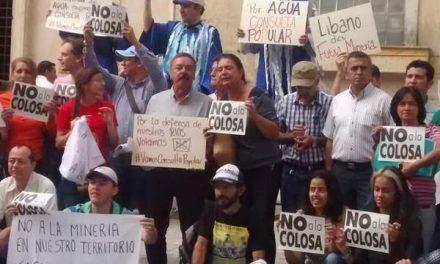 Consulta popular en Ibagué sobre minería fue propuesta para el 5 de junio