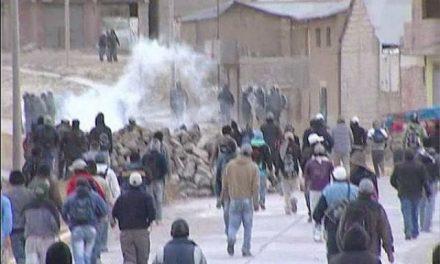 Juicio en Londres a minera Xstrata por represión de manifestación en Perú