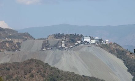 Minera Peña Colorada invade y despoja a ejiditarios