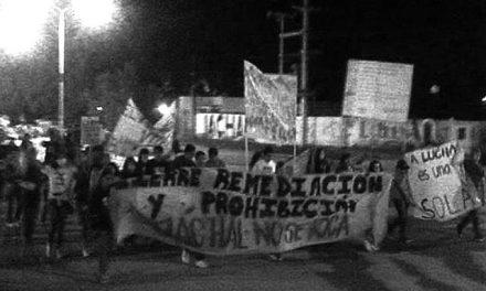 Escraches del pueblo de Jáchal contra intendente y diputado departamental
