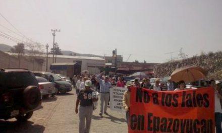 Advierten que el Gobierno de Hidalgo impulsa proyecto minero que será un ecocidio