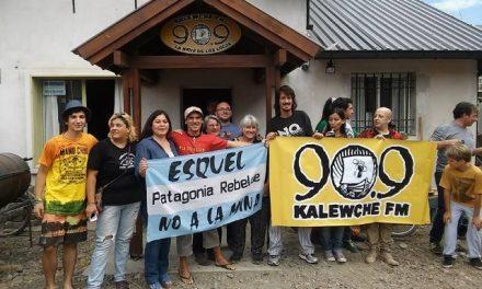 Manu Chao en Esquel dejó su mensaje contra la megaminería y de respaldo a la Iniciativa Popular