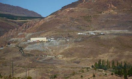 El gobierno busca inversiones en la mina de Andacollo