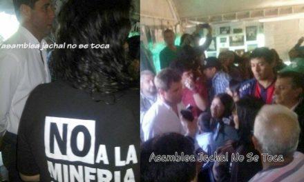 De la asamblea al gobernador sanjuanino: No queremos megaminería y que se saneen los cinco ríos contaminados