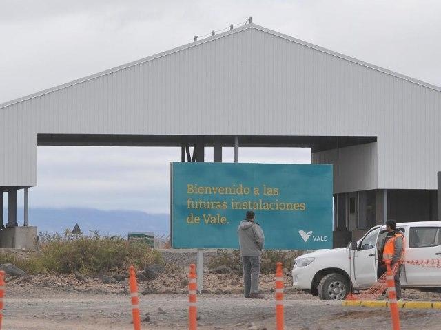 La minera Vale busca retomar su actividad en Mendoza