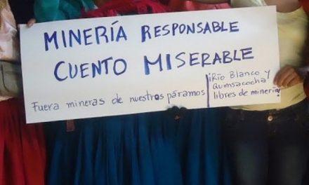 """Análisis crítico de la iniciativa """"Mina Responsable"""" del gobierno francés"""