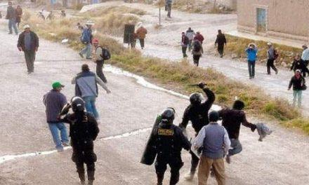Aplazan juicio en Londres a minera Xstrata por represión de manifestación en Perú