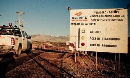 La mina Veladero gasta más de 9 millones de litros de agua por día en San Juan