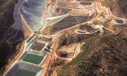 Las mineras se beben a diario el agua de más de 3.2 millones de mexicanos