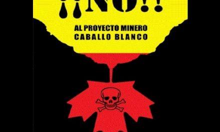 Avanzan disfrazados los proyectos de la mina Caballo Blanco