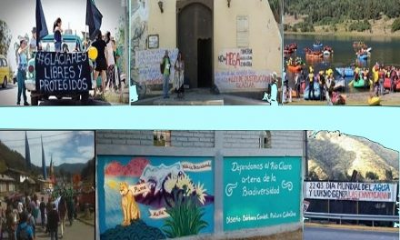Día del Agua: más de 20 territorios se manifiestan por la defensa y recuperación del Agua y la Vida