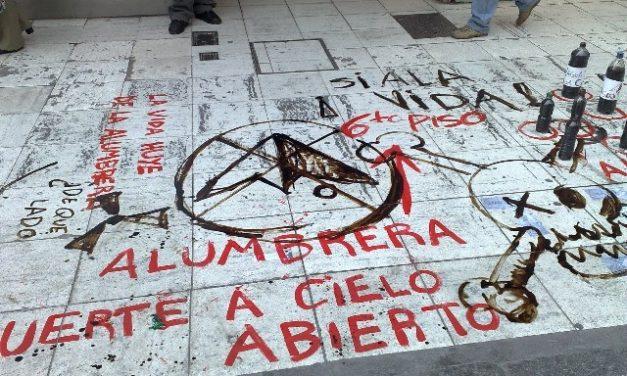 Insisten que Minera La Alumbrera contamina el río Salí