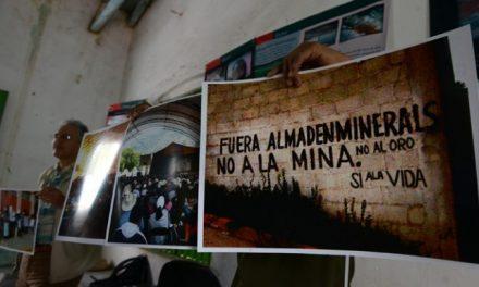 "Comunidades rechazan minera ""El Cobre"" en Veracruz"