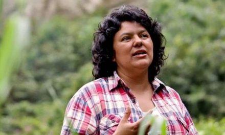 Asesinan a Berta Cáceres, líder indígena defensora de los derechos humanos en Honduras