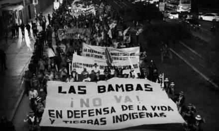Paro de 48 horas en Cotabambas contra minera Las Bambas