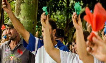 Celebración ecuménica en defensa del Río Uruguay libre de represas