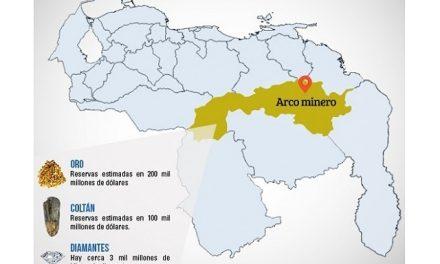 El Arco Minero del Orinoco en la encrucijada de la Revolución Bolivariana