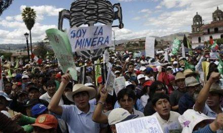 Los resultados electorales en las regiones de Perú con presencia minera