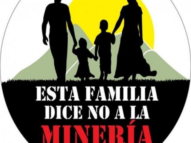 Con más de mil firmas dicen no a explotación minera