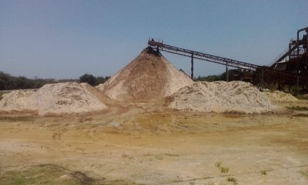 YPF compró 25 toneladas de arenas para fracking a Chubut