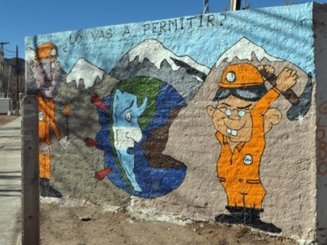 Las Heras se declaró municipio no tóxico y ambientalmente sustentable