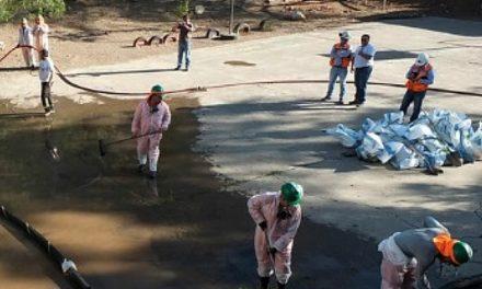 Nuevo derrame de Codelco Andina: ahora fueron de relaves por una cañería rota