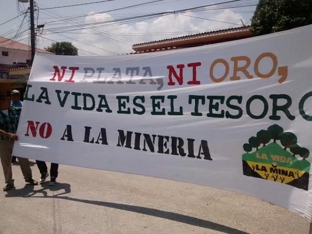Ciudadanía en Colón exige cancelar concesión minera