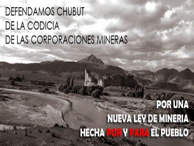 ¨La gran minería es sinónimo de degradación social, ambiental y cultural»