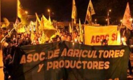 Se reinician las marchas en Islay en protesta por el proyecto minero Tía María