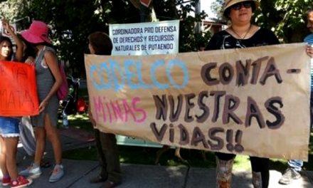 Agricultores de Los Andes acusan a Codelco por haber dañado su actividad y patrimonio reiteradamente