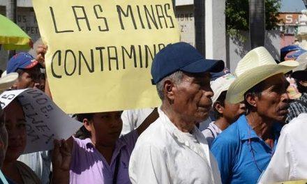 Actividad minera ha dejado problemas graves de contaminación del agua y suelo en Minatitlán