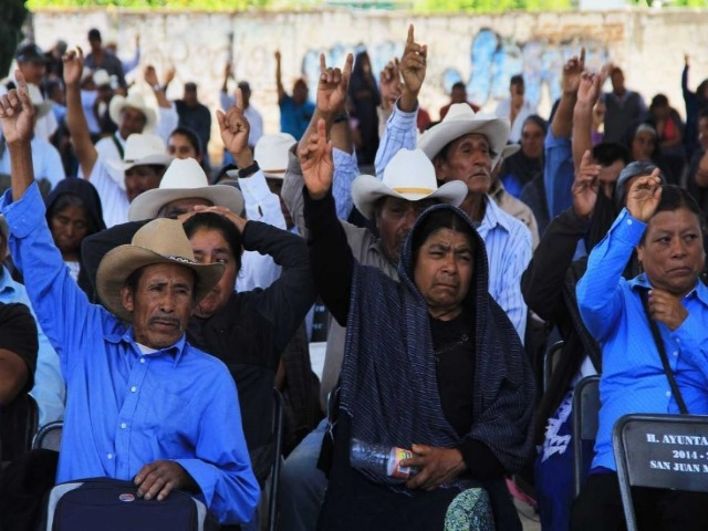 Mixtepec: minería no es progreso