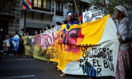 """«La revolución será a favor de la tierra, o no habrá dónde hacerla"""""""