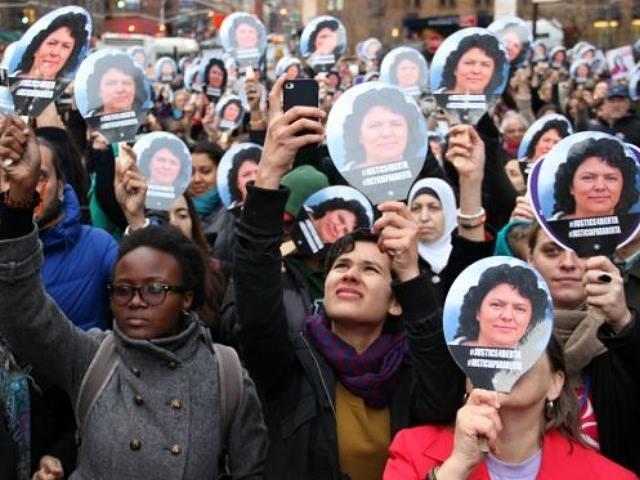 Varios países latinoamericanos al tope de la negra lista de luchadores ambientales asesinados
