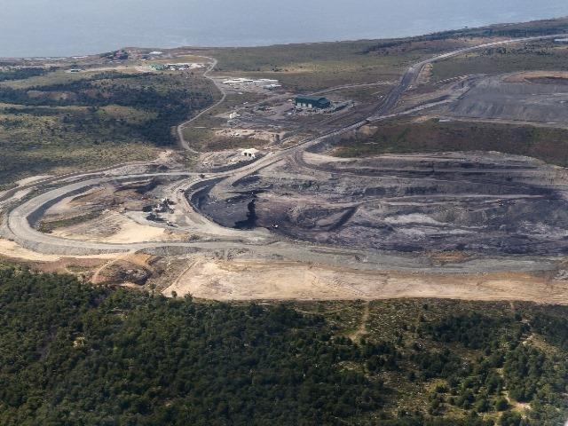Empresarios mineros chilenos ofrecen vender carbón para quemar en la usina de Río Turbio