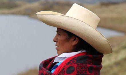 La agricultora Máxima Acuña obtiene el Premio Goldman por su lucha ante una mega minera
