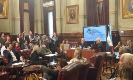 Perito hidrogeólogo cuestionó la explotación de la mina Veladero en una exposición ante el Senado