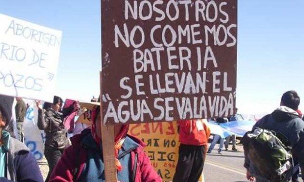 Jujuy entregó 90 mil hectáreas a minera de litio por encima de las comunidades