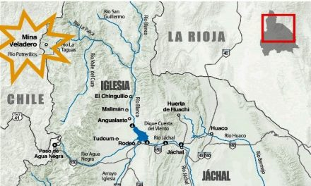 Una segunda comisión enviada por la justicia federal inspeccionará este viernes la mina Veladero