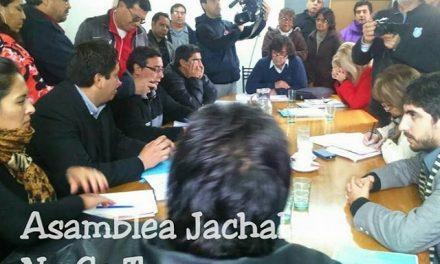 El proyecto de consulta popular en Jáchal pasó a comisión y pedirán información técnica