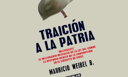 Armas y compras fraudulentas: El gran robo del fondo reservado del cobre de Chile