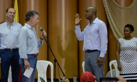 """Presidente colombiano: """"Elegimos a Murillo como minAmbiente porque sabe cómo hacer minería responsable"""""""
