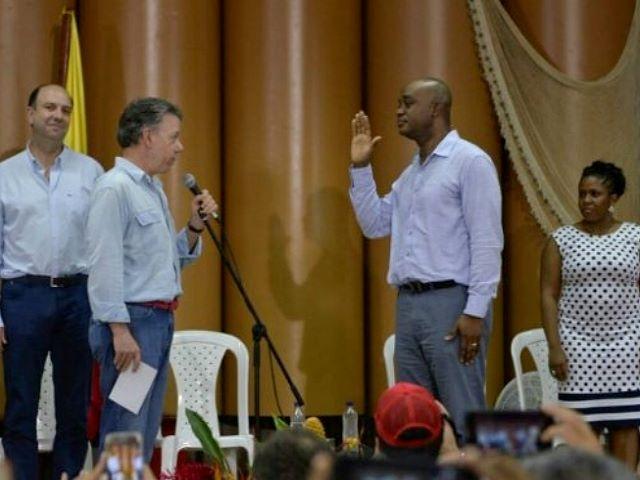 Presidente colombiano: «Elegimos a Murillo como minAmbiente porque sabe cómo hacer minería responsable»