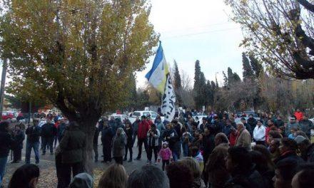 Una asamblea popular en Sarmiento pidió que salven al lago Colhué Huapi