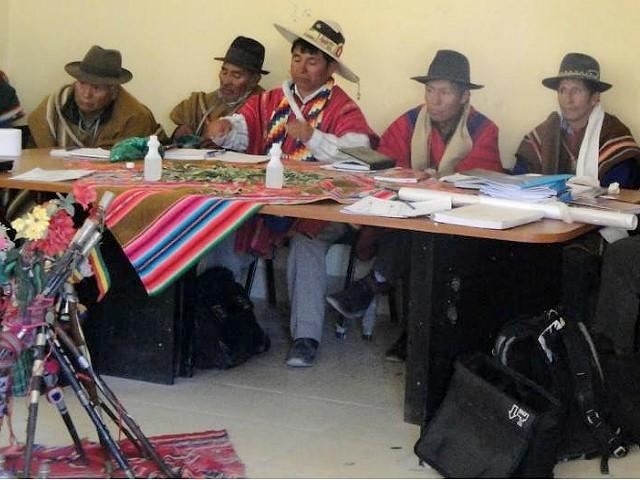 Pueblos originarios de la Puna se oponen a la explotación minera