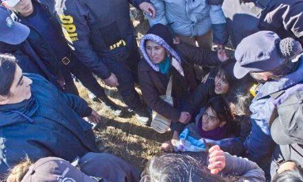 Liberados seis de los siete detenidos del Lof en Resistencia Cushamen