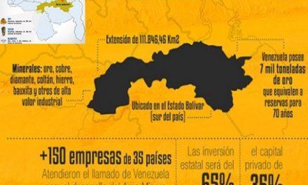 Pueblos indígenas rechazaron el Arco Minero del Orinoco