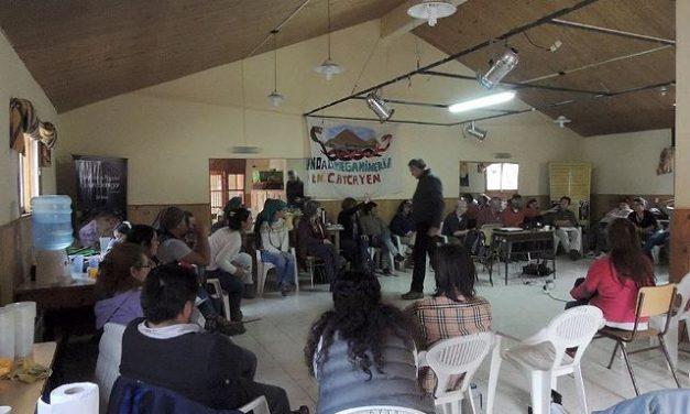 Asambleas y comunidades mapuche comenzaron la redacción de anteproyecto para prohibir la minería en Neuquén