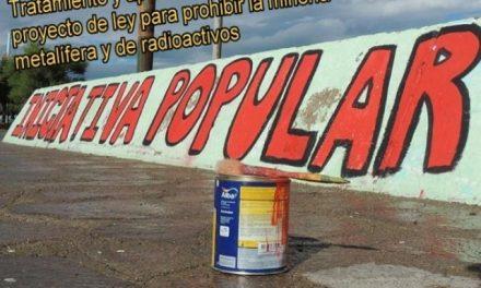 El proyecto de ley presentado por Iniciativa Popular nunca fue tratado pero Touriñan dice que hay que hacer otra presentación